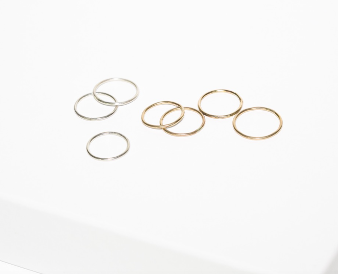 Tribe Alive Stacking Ring