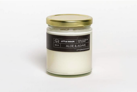 Aloe and Agave Candle