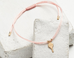 The Giving Keys Color Strand Bracelet - Gold Key