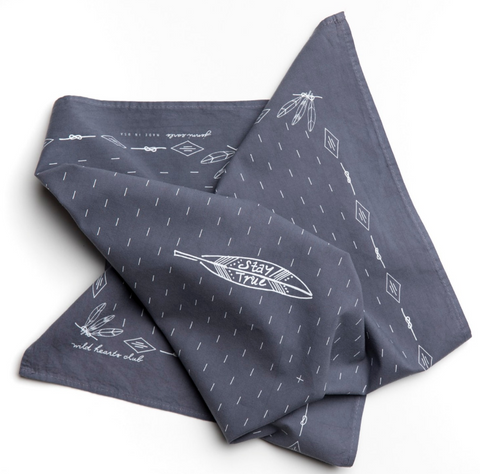 'Wild Hearts Club' Bandana