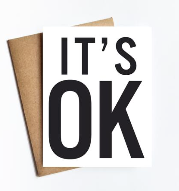 It's OK Card