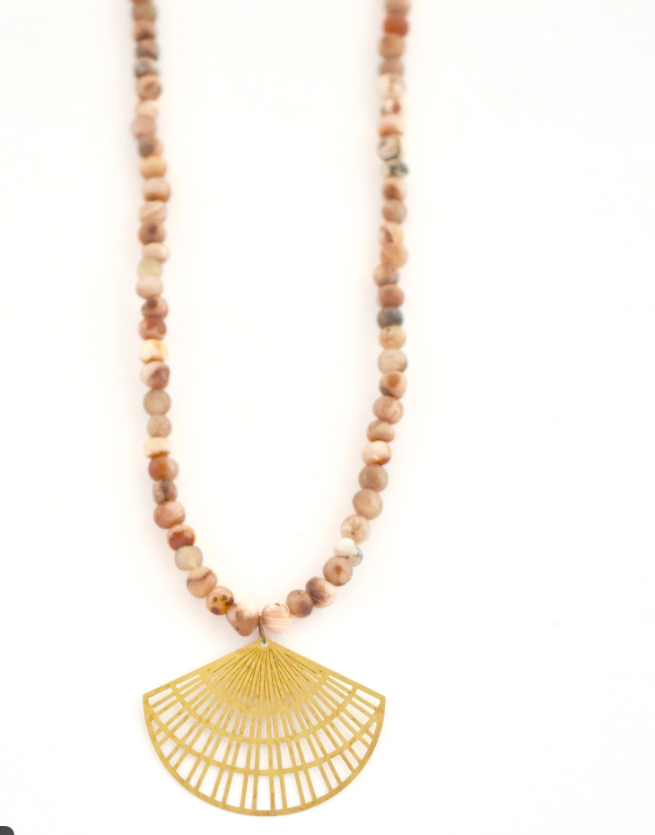BELJOY Sandy Necklace