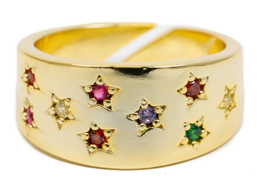 Bracha Golden Moment Ring