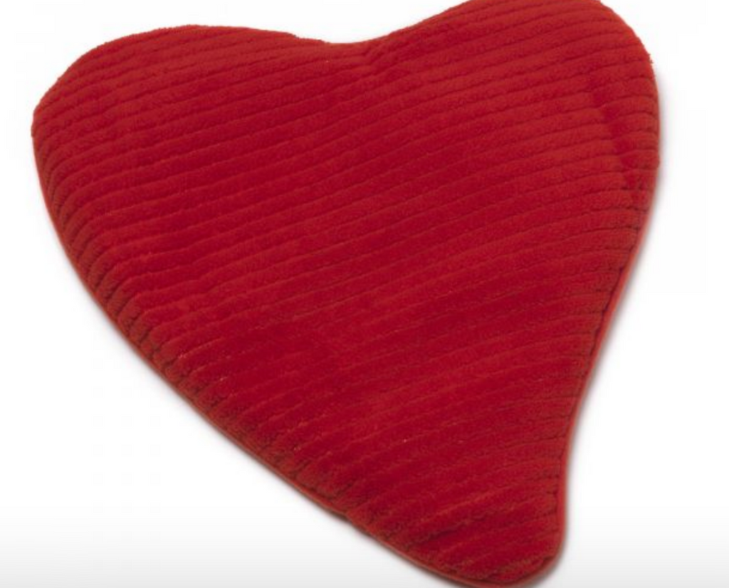 Warmies Red Spa Therapy Heart