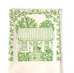The Four Seasons Tea Towel