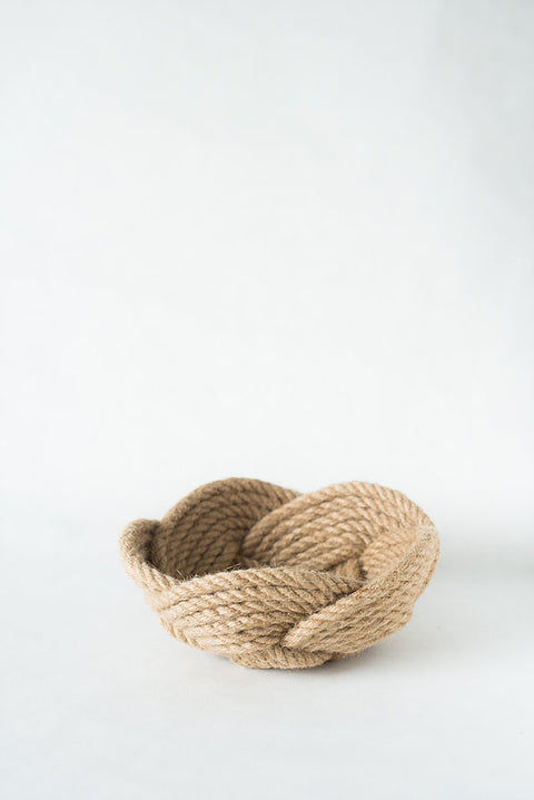 Freeleaf Large Jute Bowl
