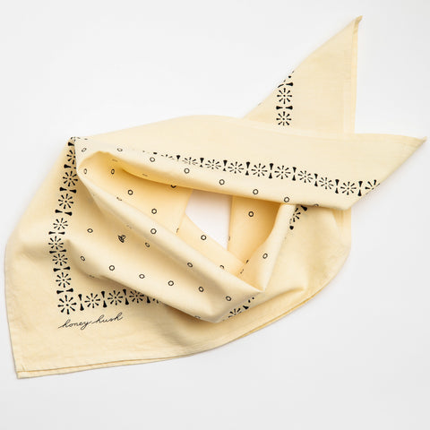 'Honey Hush' Bandana