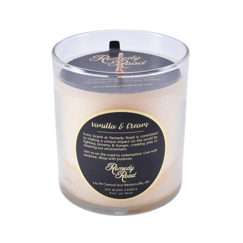 Remedy Road Candle - 8oz.