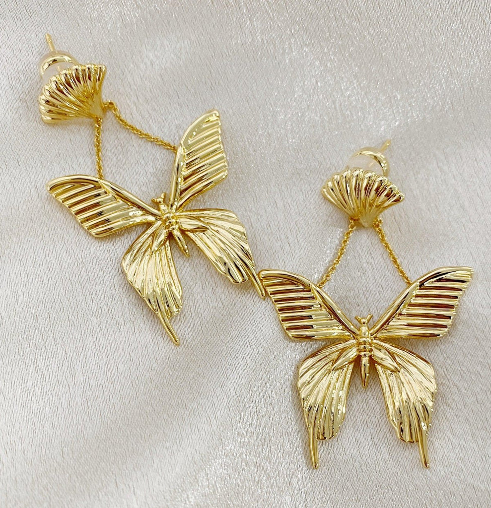 Celeste Butterfly Earrings