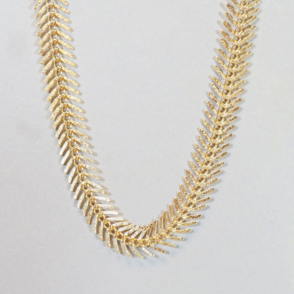 Stick Chain Necklace
