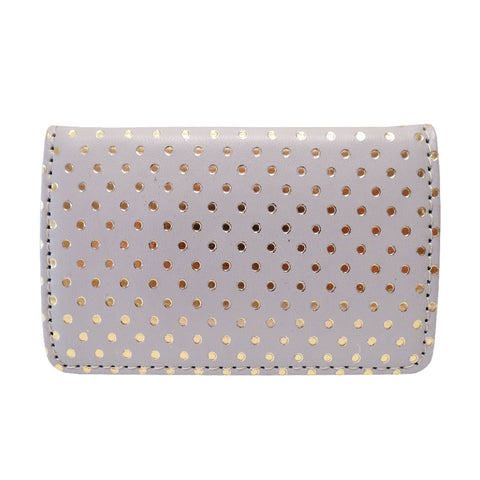 Polka Dot card Holder
