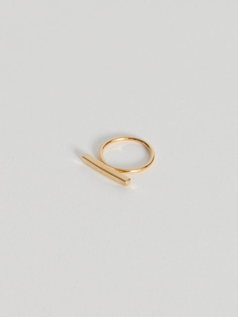 Tribe Alive - Horizontal Bar Ring