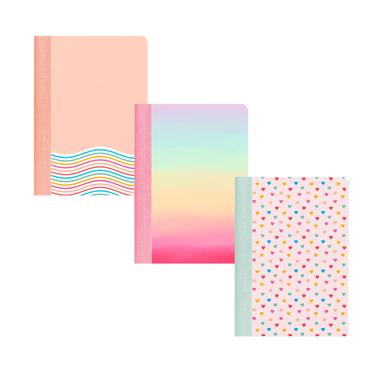 Mini Notebook Set