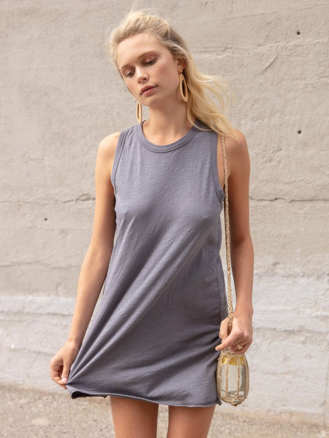 MATE Rogue Dress - Slate