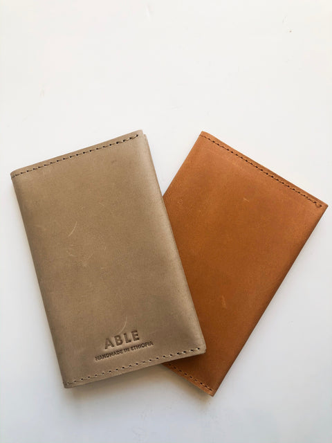 Able Alem Passport Holder