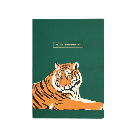 Large Tiger Journal