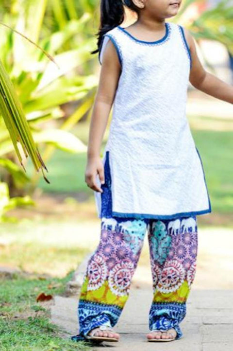 Sudara PUNJAMMIES® - Girl's Bhara Full Lounge Pant