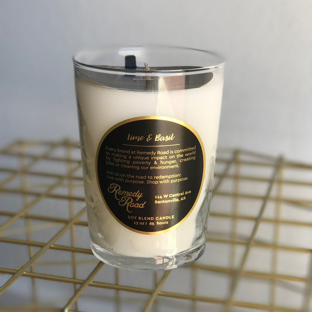 Remedy Road Candle - 13oz.