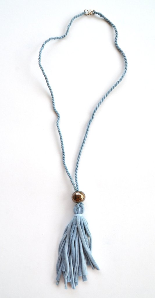 Tonlé Tassel Necklace
