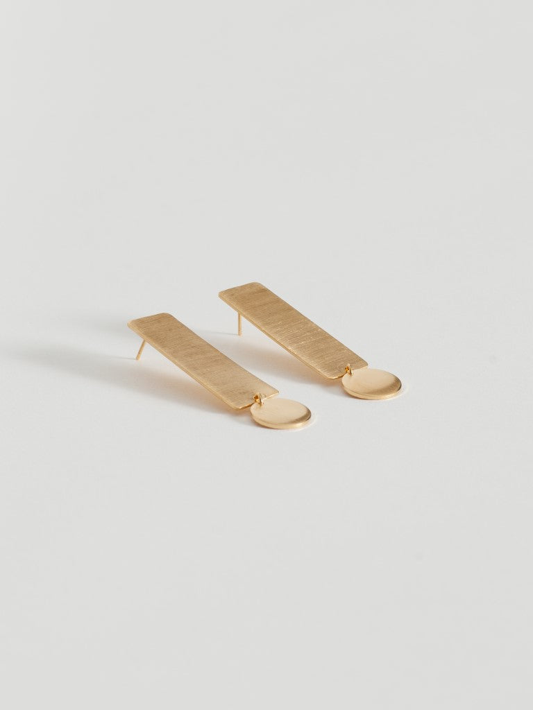Tribe Alive - Stacked Shapes Earrings