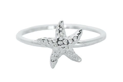 Pura Vida Starfish Ring