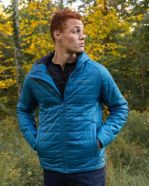 UBB Men's Bison Ultralight Jacket