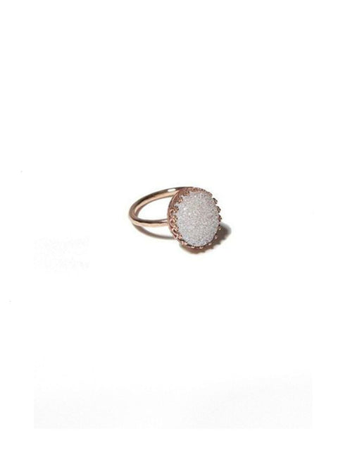 Able Druzy Ring