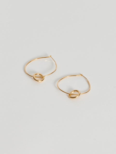 Tribe Alive - Venn Circle Earrings
