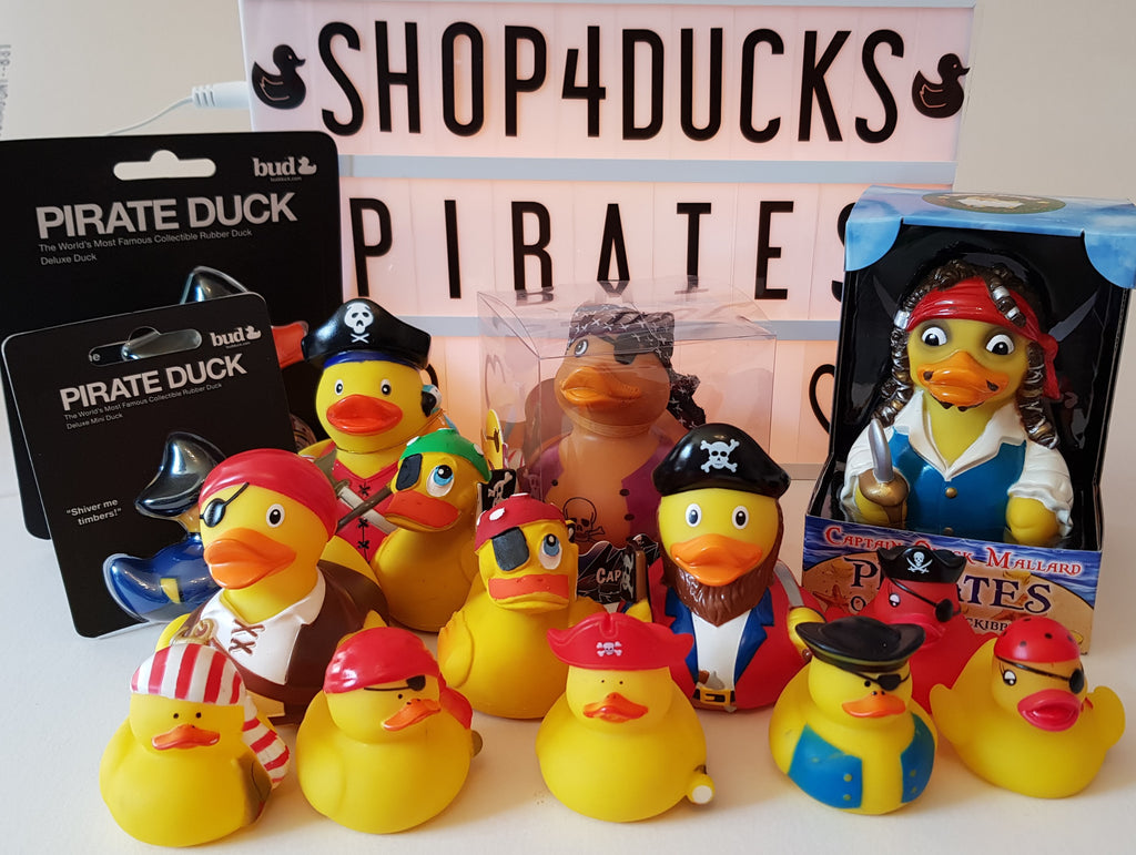 Pirate Ducks