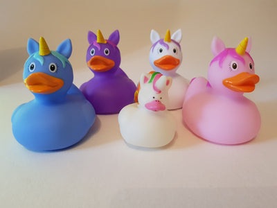 Unicorn Ducks