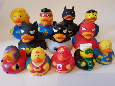 Superhero Ducks