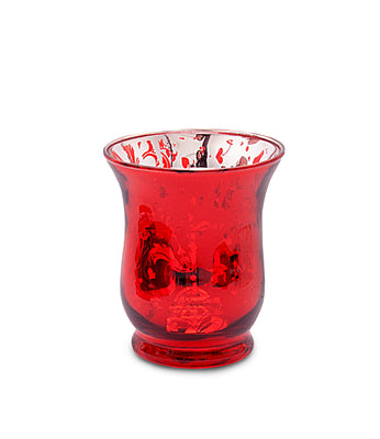 Red Angels Tealight Holder From Heart and Home