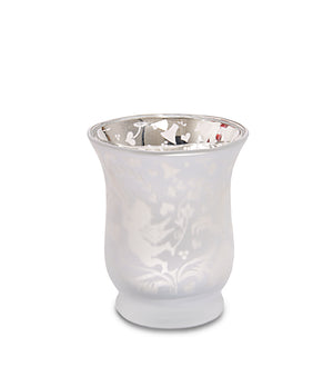 Silver Angels Tealight Holder From Heart and Home