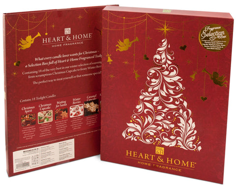 Fragrance Selection Box  From Heart and Home