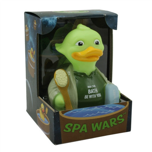 Spa Wars RUBBER DUCK Costume Quacker Bath Toy by CelebriDucks