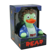 The Floating Dead Zombie RUBBER DUCK Costume Quacker Bath Toy by CelebriDucks