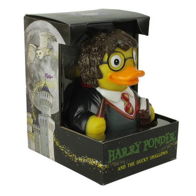 Harry Ponder - Young Wizard By Celebriducks - Limited Edition