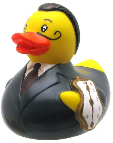 Salvador Dali Rubber Duck From Yarto
