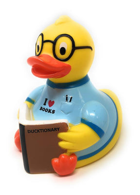 Book Reader Library Duck From Yarto