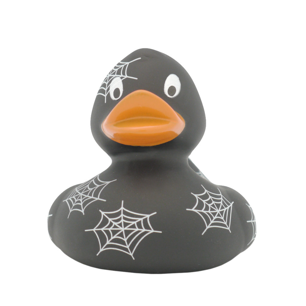 Rubber Duck with Spiderweb By Lilalu - DD