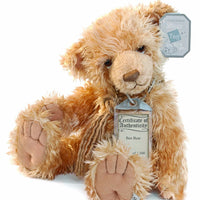 Silver Tag Series 2 Ben Bear Collectible Limited Edition Teddy from Suki