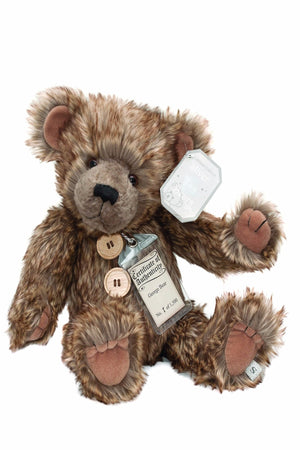 Silver Tag Series 2 George Bear Collectible Limited Edition Teddy from Suki