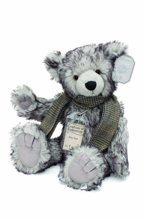 Silver Tag Series 2 Riley Bear Collectible Limited Edition Teddy from Suki