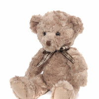 "Harry Mocha Medium 10"" Bear  Collectible Teddy from Suki"