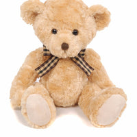 "Thomas Honey Medium Bear 10"" Collectible Teddy from Suki"