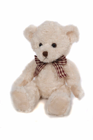 Ellie Cream Medium Bear  Collectible Teddy from Suki