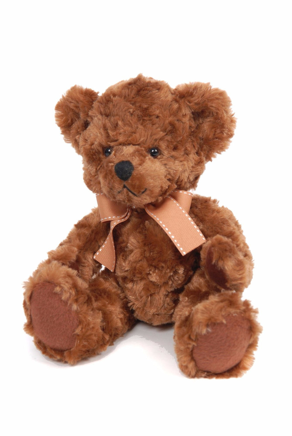 James Dark Brown Medium Bear  Collectible Teddy from Suki