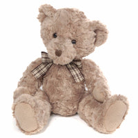 Harry Mocha Large Bear  Collectible Teddy from Suki