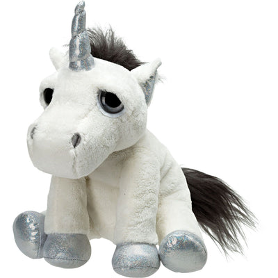 Li'l Peepers Medium Snowflake Unicorn 29cm From Suki