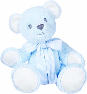 HAB Bear Blue Jumbo Collectible Teddy from Suki